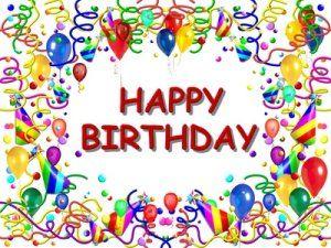 Sprüche, Grüße und Geschenke zum Geburtstag